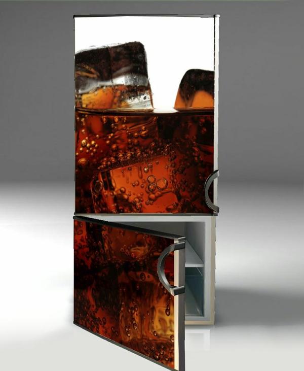 Coca-Cola-Kühlschrank-Aufkleber-originelle-Idee