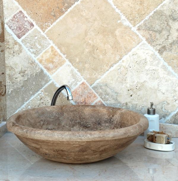 Http Archzine Net Wohnideen Rundes Waschbecken Fur Ihr Badezimmer