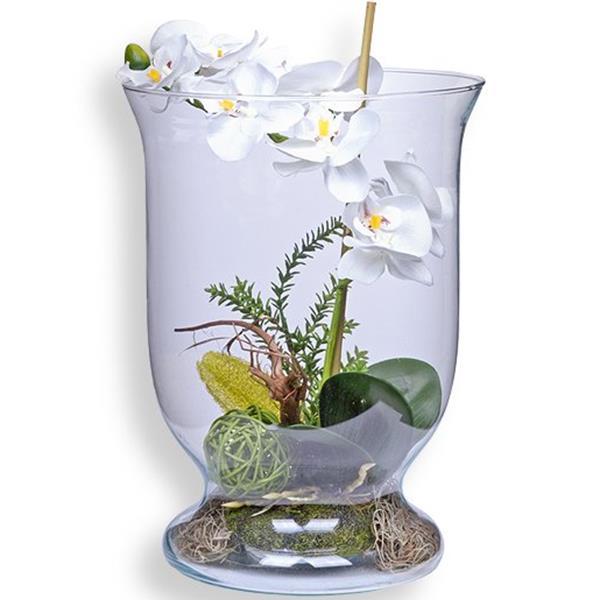 Deko-aus-Glas-Ideen-Orhidee