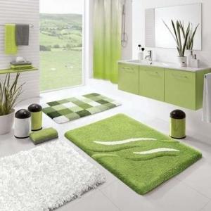 Badteppich - tolle Vorschläge für Ihr Badezimmer!