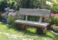 Rustikale Gartenbank – interessante Vorschläge!