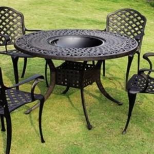 Gartenstühle aus Metall - 33 Vorschläge