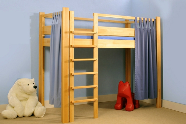 Vorhang Etagenbett Selber Nähen : Vorhang für flexa hochbett u home image ideen