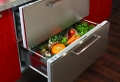 Schubladen Kühlschrank-praktisch und cool!