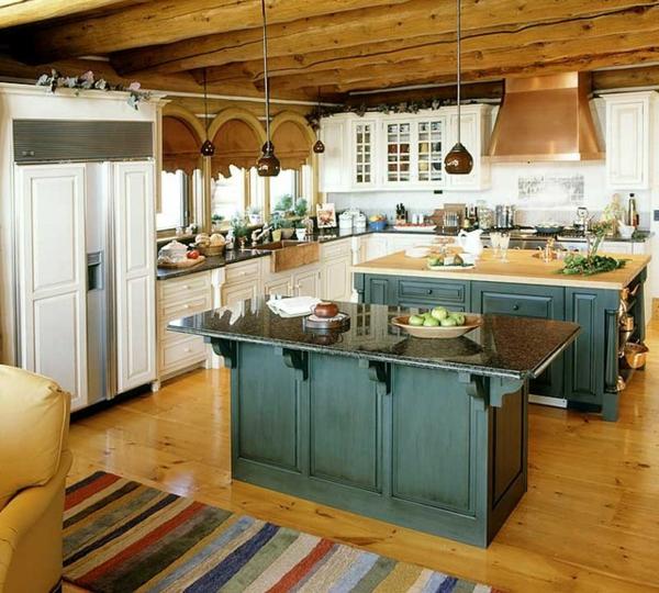 Vintage Küchenmöbel im Trend