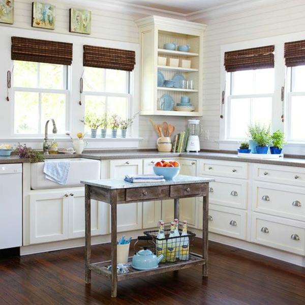 Küchenmöbel-in-Vintage-Stil-aus-Holz-Designidee