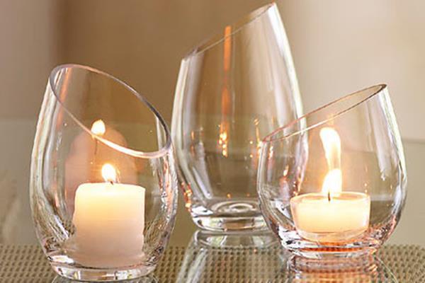 Kerzen-in-Gläsern-Dekoidee-für-Zuhause