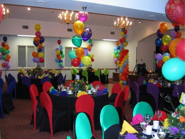 Kindergebutstagdeko-deko-bunt-Luftballons!