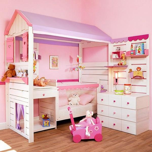 die baby kleinkinderbetten so voll von phantasien. Black Bedroom Furniture Sets. Home Design Ideas