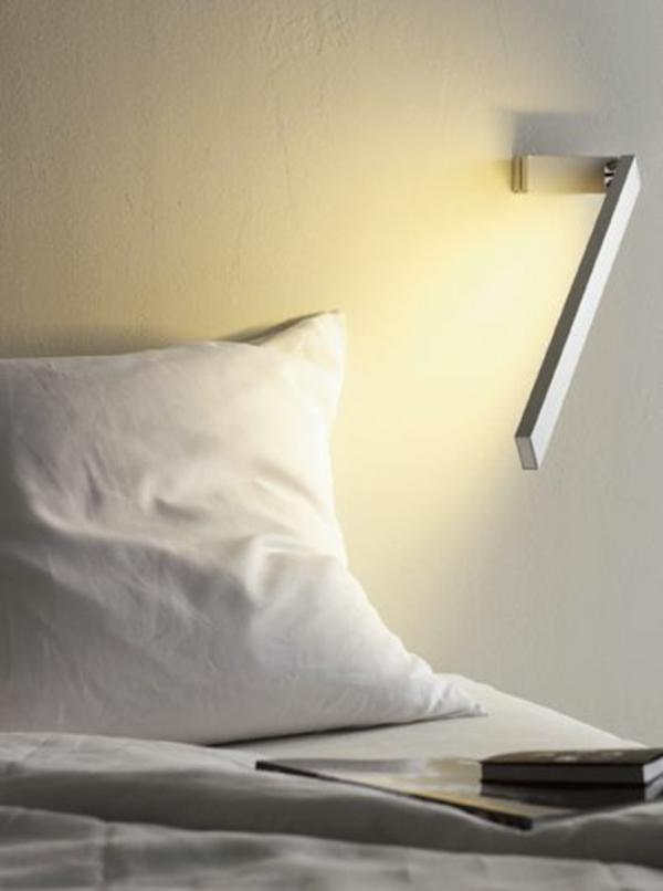 Leselampe F 252 R Bett Tolle Ideen Archzine Net