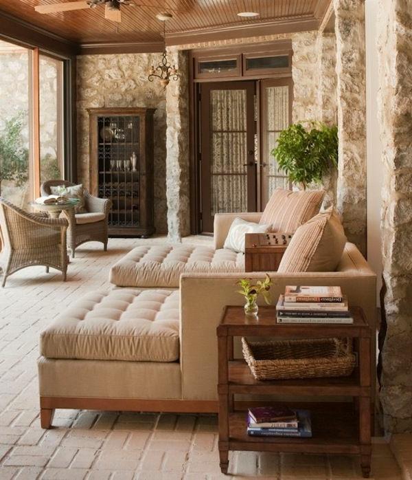 terrassenm bel holz lounge. Black Bedroom Furniture Sets. Home Design Ideas
