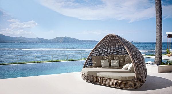 Loungemöbel-Rattan-für-Terrasse-Pool-Idee