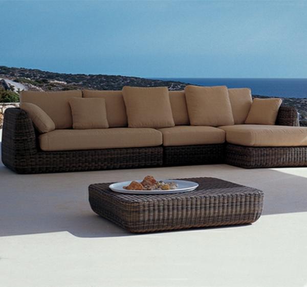-Loungemöbel-Rattan-für-Terrasse-braune-Farbe