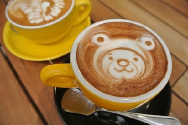 Lustige-kaffee-bilder-bären-ideen