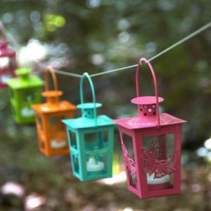 Laterne für Garten - super Ideen!