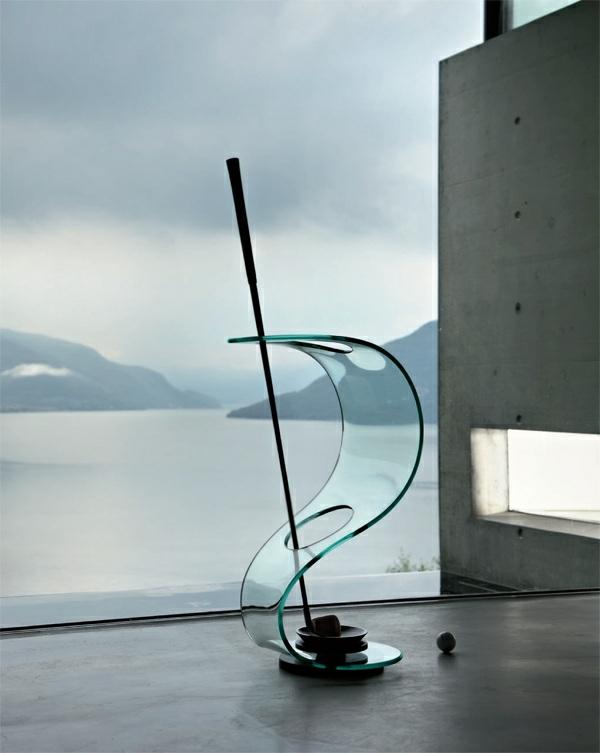 Regenschirmständer-Glas-Design-Idee