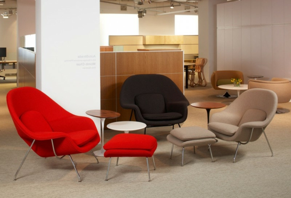 Roter stuhl 30 sch ne ideen for Design stuhl freischwinger piet 30