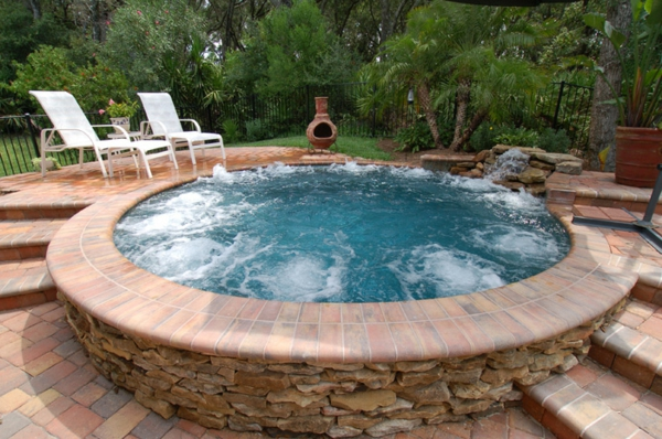 garten pool selber bauen – bankroute, Garten und bauen