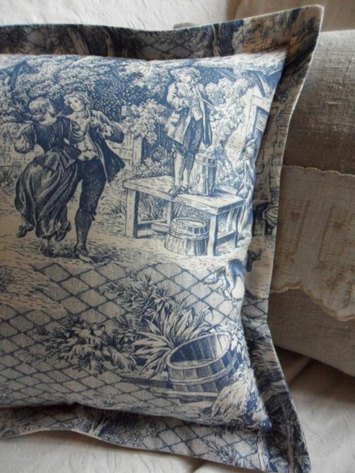 Schöne-Kissenbezüge-mit-einem-tanzenden-Paar