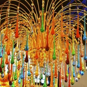Der Schmuck aus Muranoglas - die Geheimnisse von Venedig