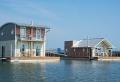 Schwimmende Ferienhäuser – coole Bilder