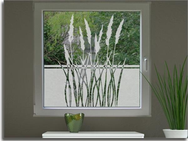 sondern ist kann auch eine originelle Dekoration auf dem Fenster sein