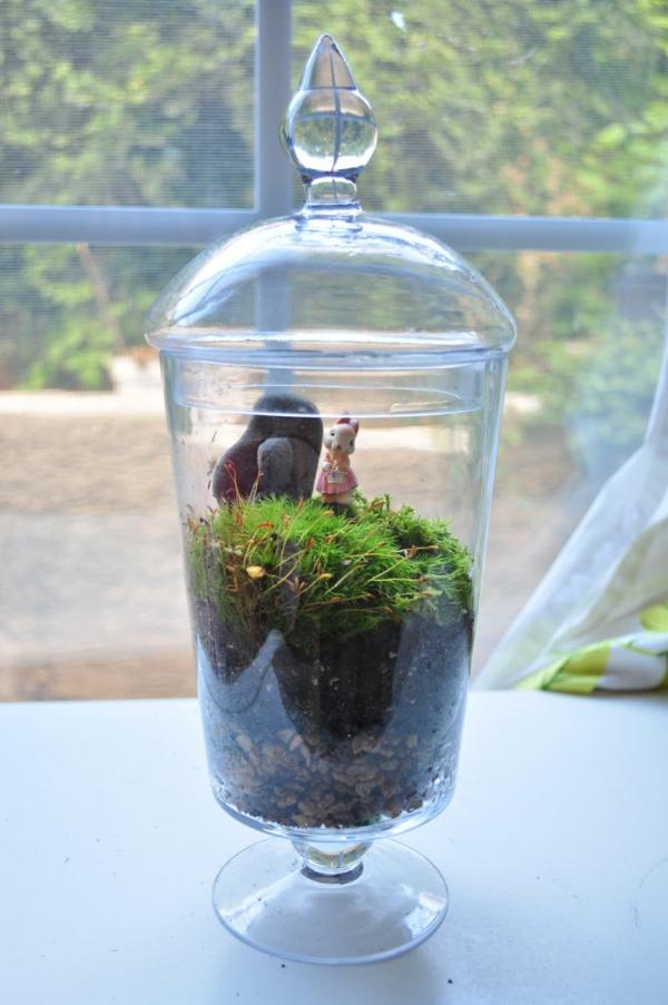terrarium selber bauen glas selber machen terrarium. Black Bedroom Furniture Sets. Home Design Ideas
