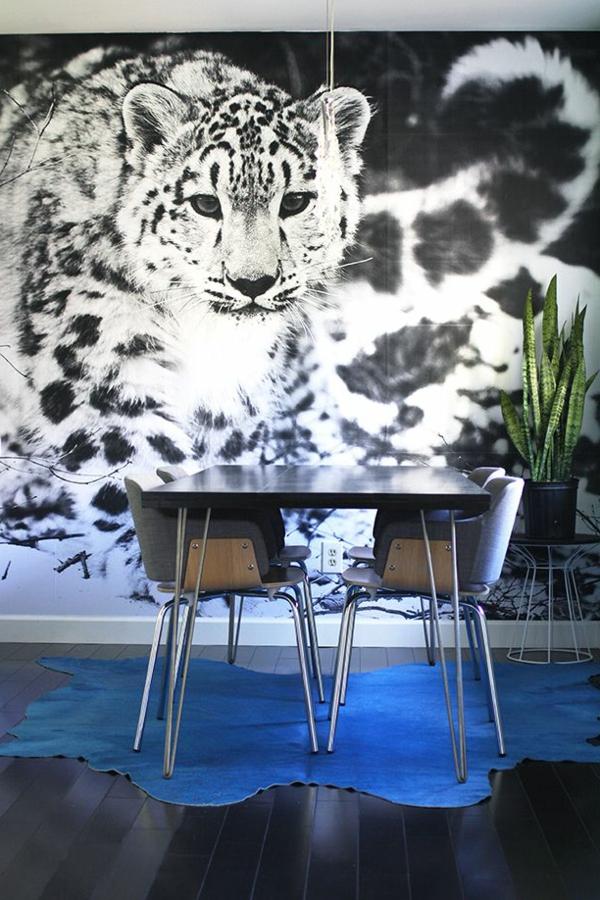 Tierbild-riesen-Wandbilder-Küche