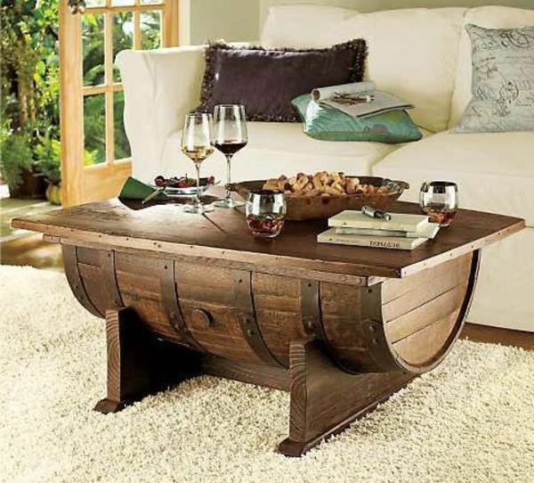 Tisch-Vintage-Möbel-Design-Idee-Holz