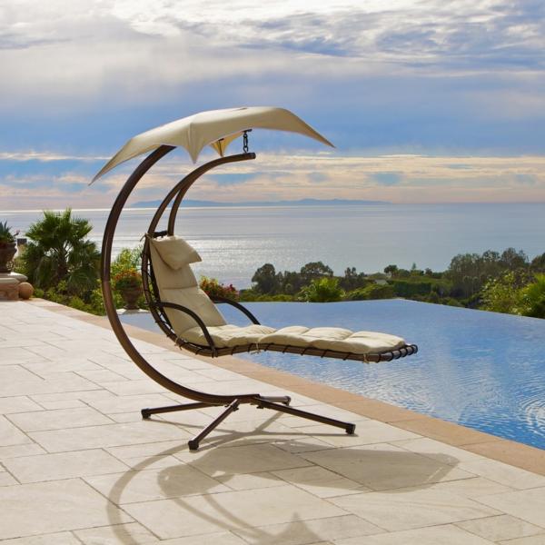 Kleines Wohnzimmer Ideen lounge terrassenmöbel zur vollen entspannung archzine