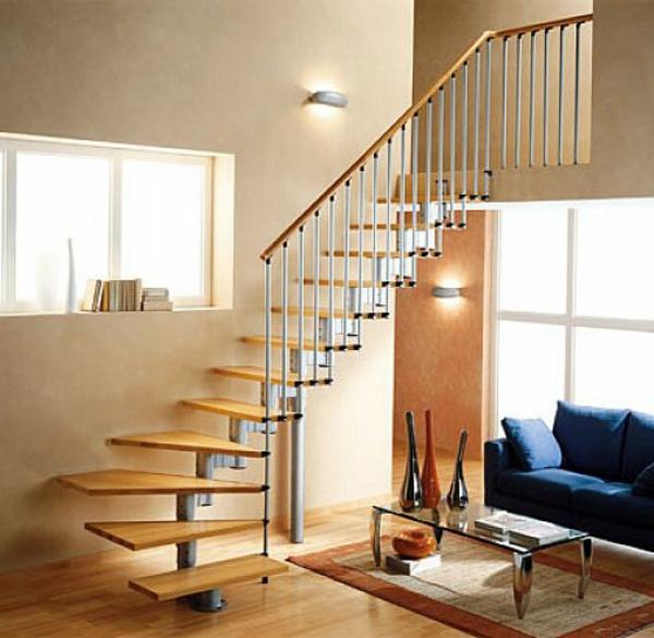 Platzsparende Treppen - 32 innovative Ideen!