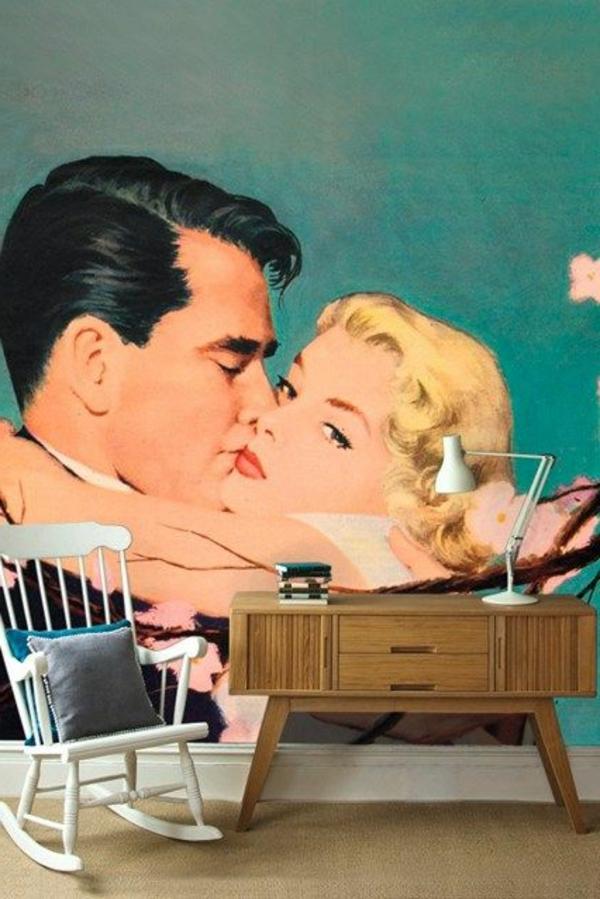 41 coole wandbilder. Black Bedroom Furniture Sets. Home Design Ideas