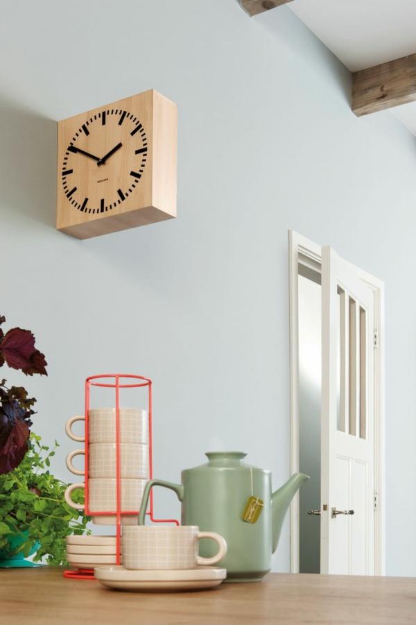 Wanduhr-aus-Holz-super-deko-idee