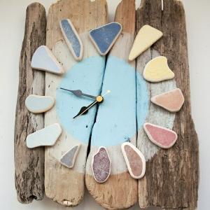 Wanduhr aus Holz - fantastische Beispiele!