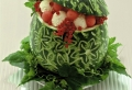 Wassermelone schnitzen – kreative Ideen!