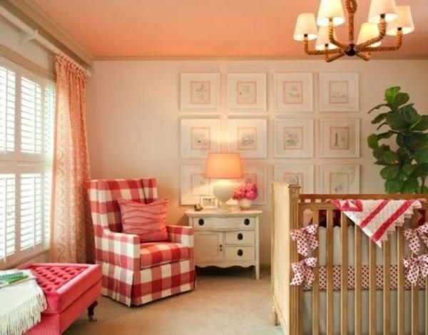 Wandfarbe apricot warm und gem tlich for Wandfarbe wohnung