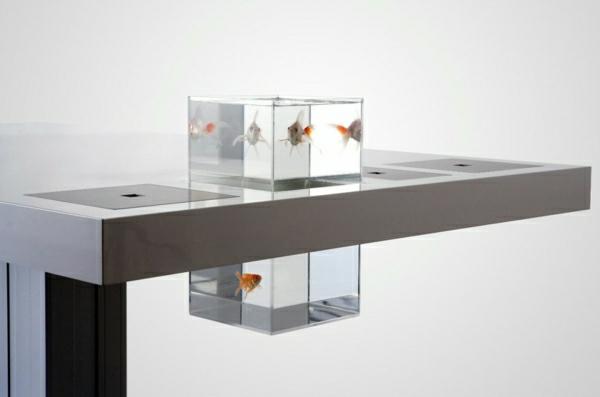 Aquarium als raumteiler benutzen 26 beispiele - Einrichtungsideen raumteiler ...