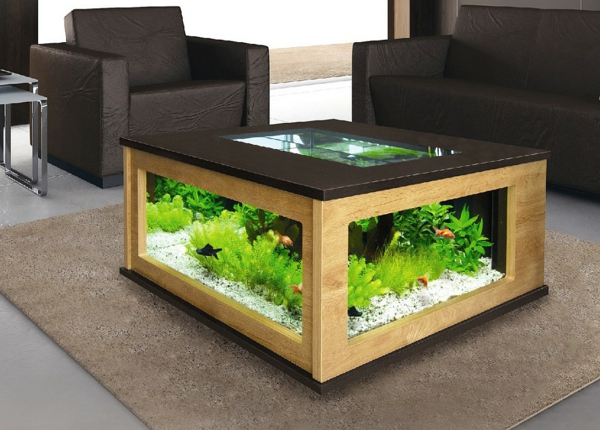 aquariumtisch kreative entscheidung f r ihr zuhause. Black Bedroom Furniture Sets. Home Design Ideas