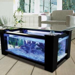 Aquariumtisch - kreative Entscheidung für Ihr Zuhause!