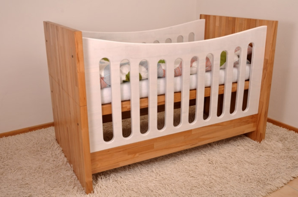 babybetten massivholz