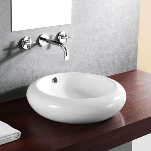 Rundes Waschbecken F 252 R Ihr Badezimmer Archzine Net