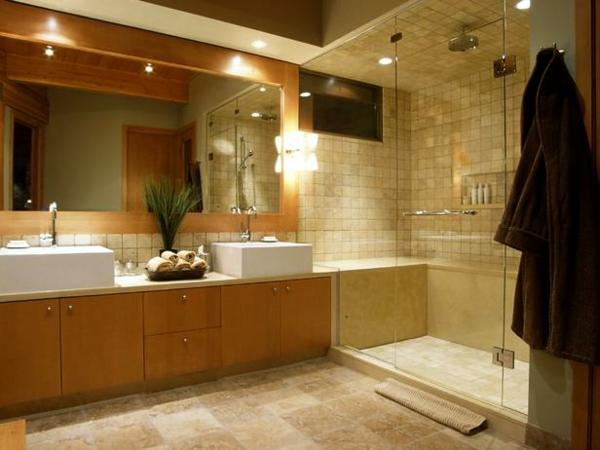 indirekte beleuchtung hinter spiegel selber. Black Bedroom Furniture Sets. Home Design Ideas