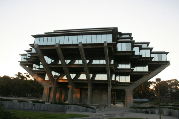 bauart-architekten-schaffen-meisterwerke-bibliothek-kalifornia - moderne architektur