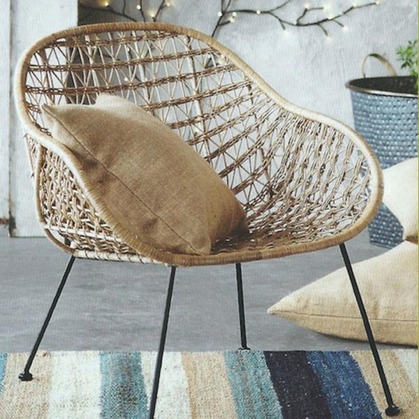 24 neue korbst hle designs f r eine moderne ausstattung for Design korbstuhl