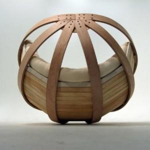 24 neue Korbstühle - Designs für eine moderne Ausstattung!