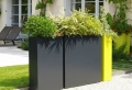 Blumenkübel in schwarz – 29 coole Modelle!