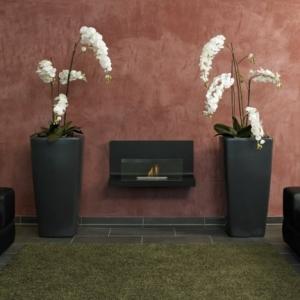 Blumenkübel in schwarz - 29 coole Modelle!