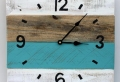 Wanduhr aus Holz – fantastische Beispiele!