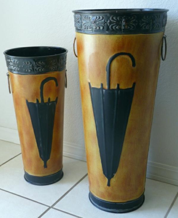 coole-Aufbewahrung-für-Regenschirme-Idee