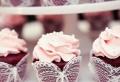 Hochzeits Cupcakes – wunderschöne Beispiele!
